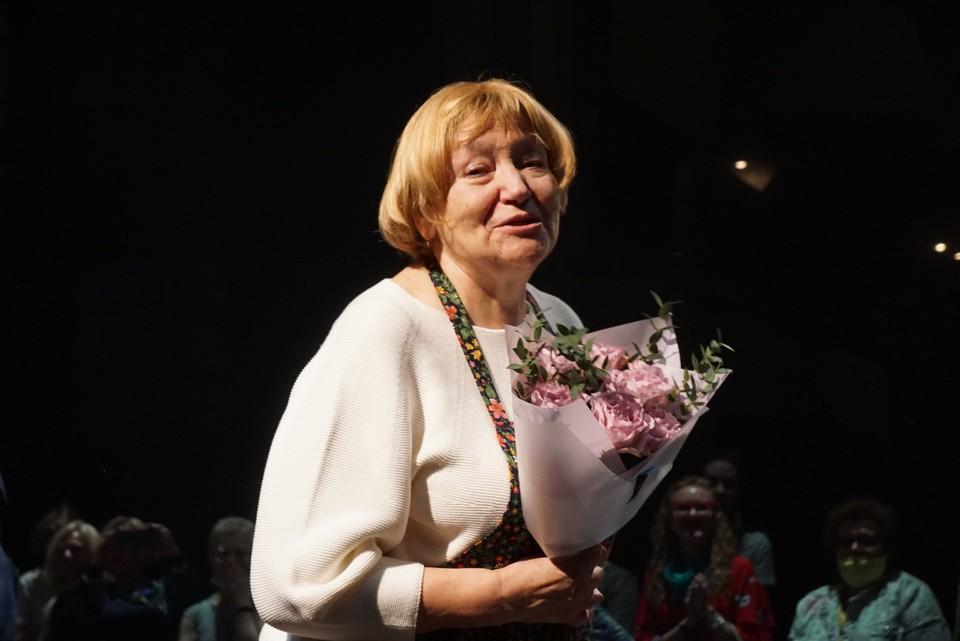 Елена Санаева в Воронеже