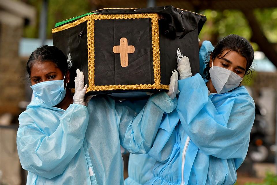 Эта мутация коронавируса случилась в Индии, но это могло произойти в любой другой стране