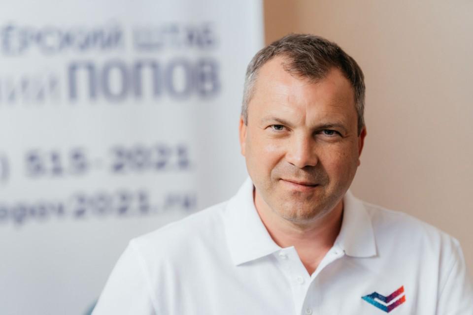 Ведущий телепрограммы «60 минут» Евгений Попов предлагает разработать Национальный стандарт благополучия. Фото: Мария ПОПОВА.