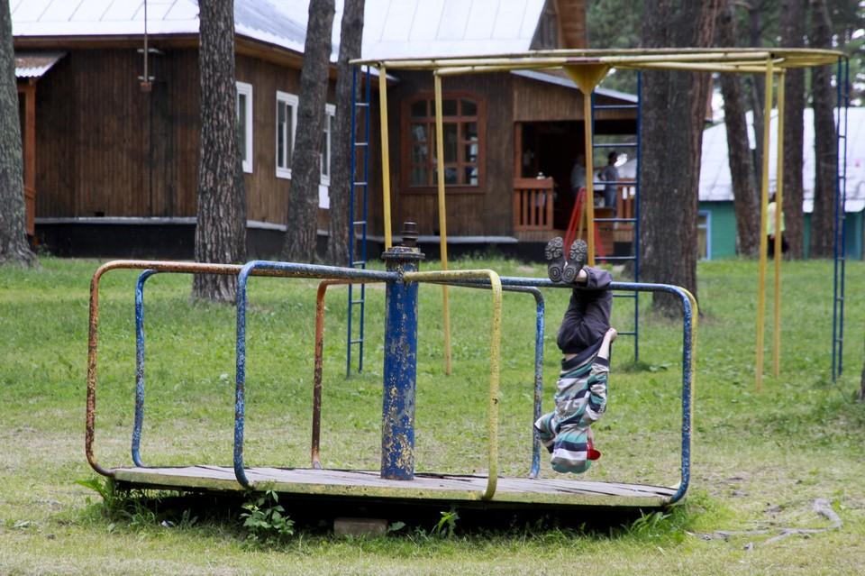 В конфликте, который произошел между ребятами в детском лагере, теперь разбираются взрослые