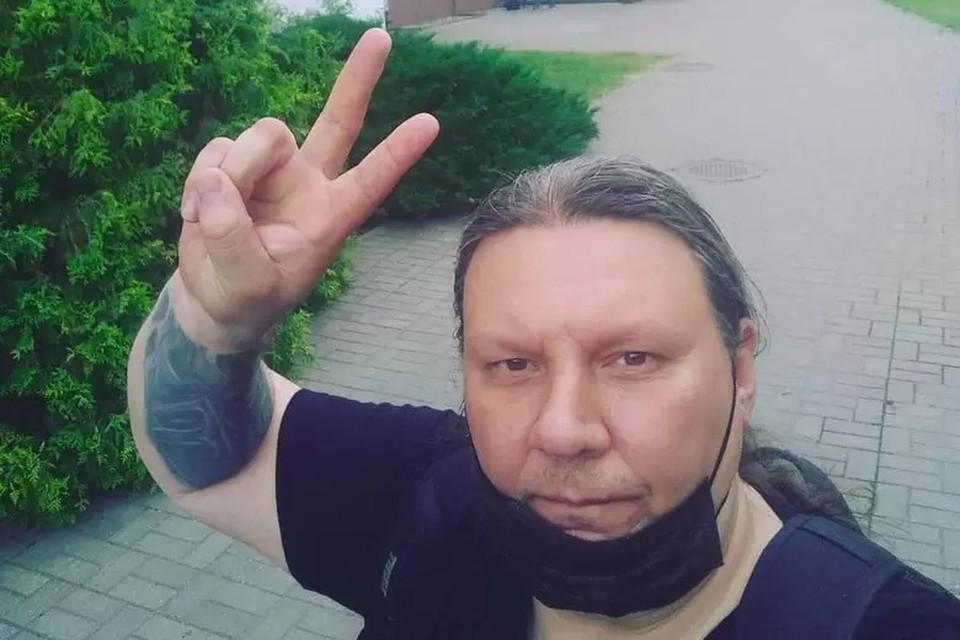 Владислав Новожилов говорит, что был готов к такому сроку. Фото: Facebook/lesley.knife