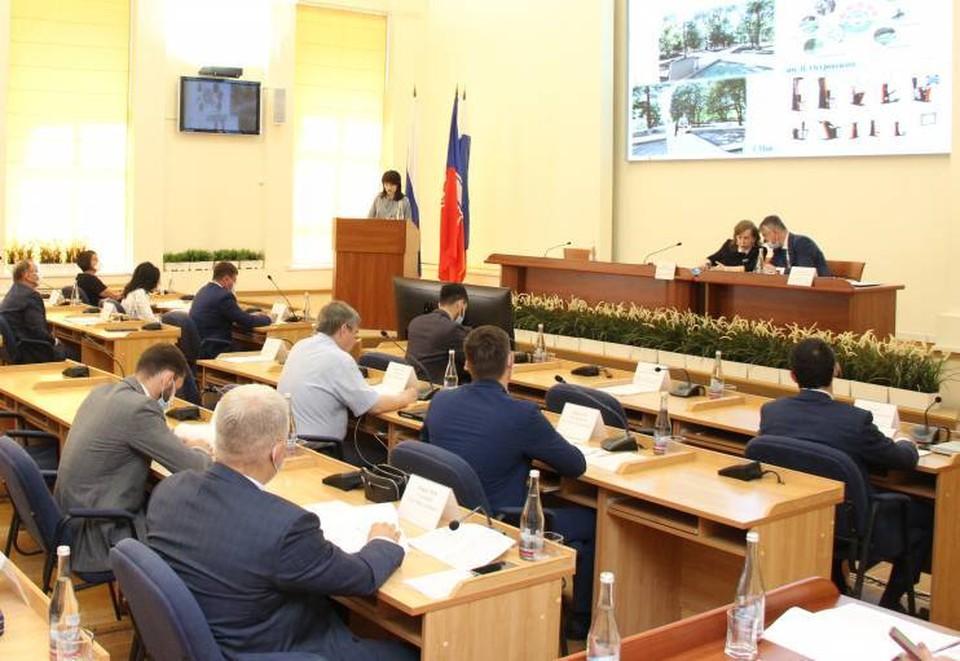В донской столице состоялось заседание городской Думы. Фото: пресс-служба городской Думы