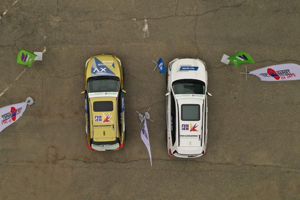 Автопробег стартовал на Subaru Forester и Subaru XV