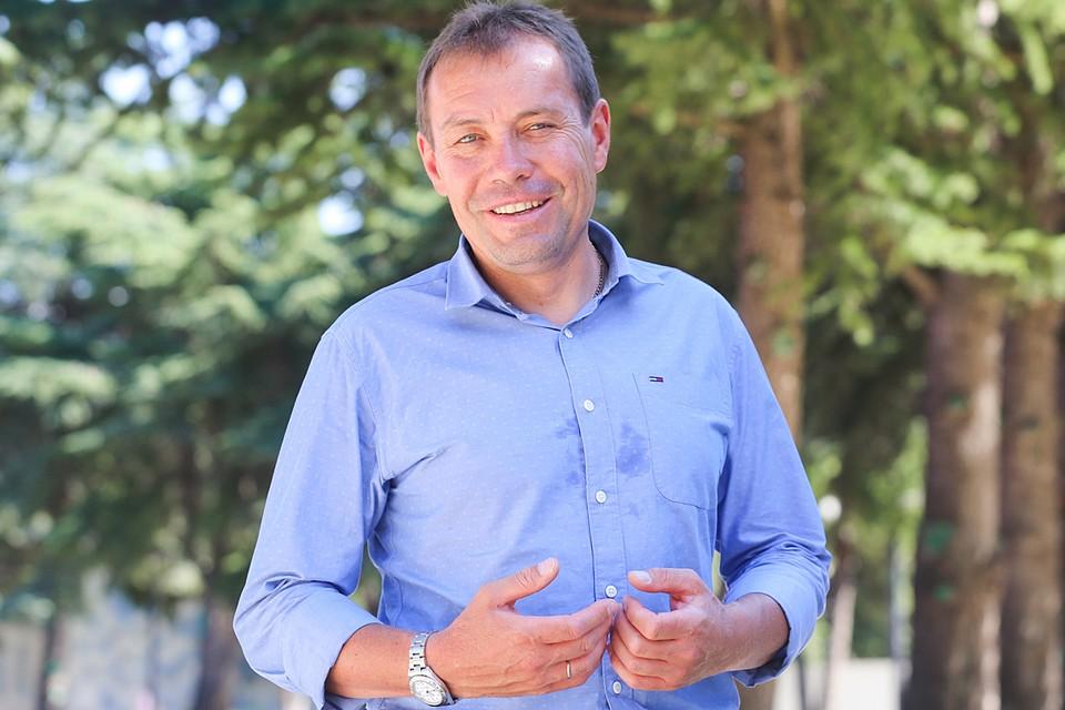 Вячеслав Екимов. Фото: Владимир Гердо/ТАСС
