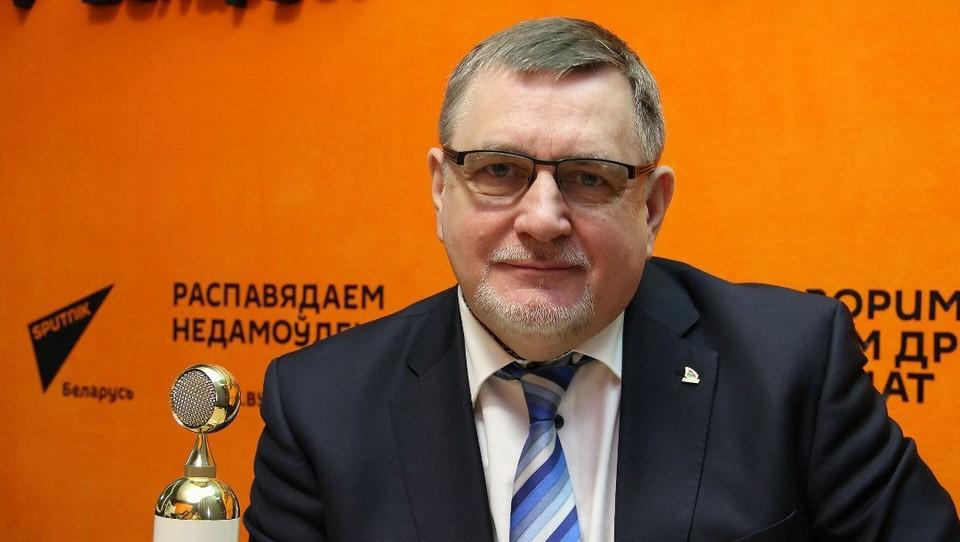 Геннадий Давыдько высказался о санкциях ЕС. Фото: sputnik.by