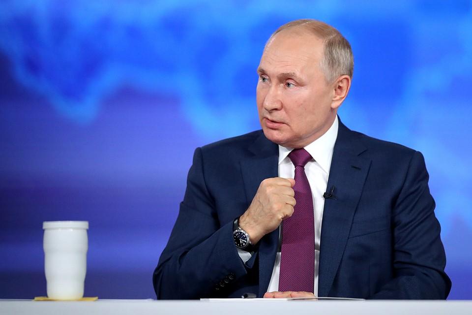 И в этом году интерес мировых СМИ к мероприятию с участием президента России был большим