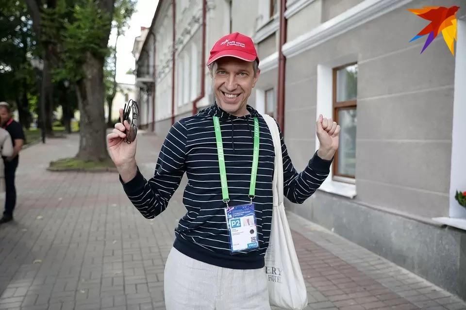 """Все журналисты, работающие на """"Славянском базаре"""", знают, что Сергей Соседов за словом в карман не лезет"""
