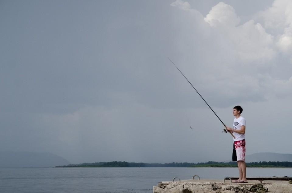 Рыбаки не отмечают массово праздник уже несколько лет