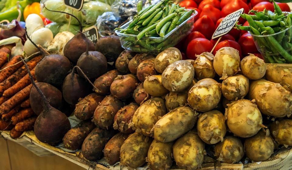Статистика: какие-то свежие овощи дорожают, а другие уже сезонно подешевели!