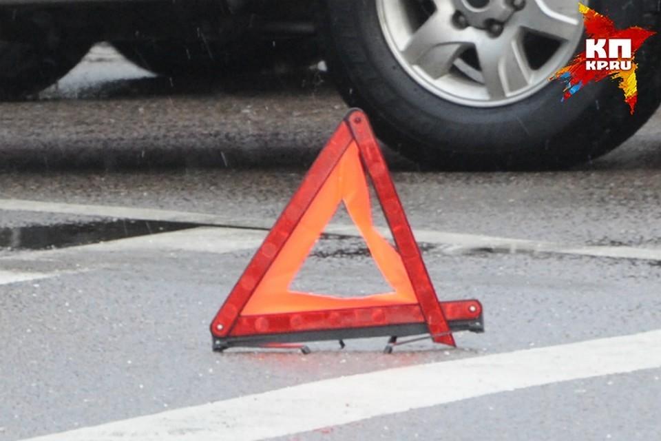 Пьяный водитель пострадал в ДТП