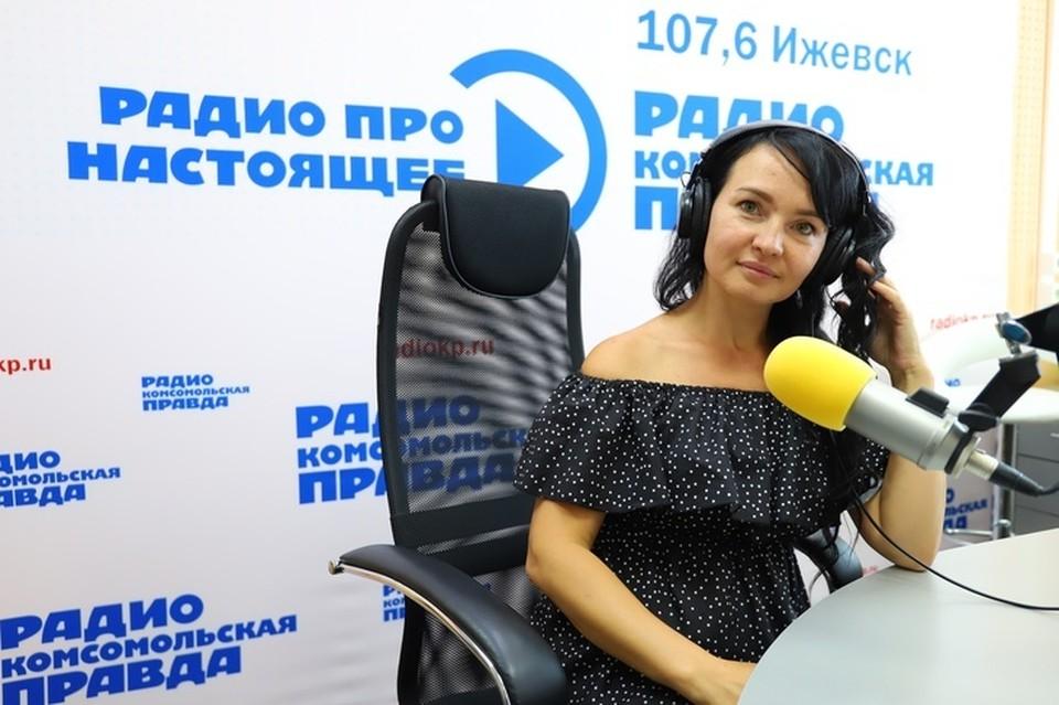 Рузалия Сердюк, многодетная мама