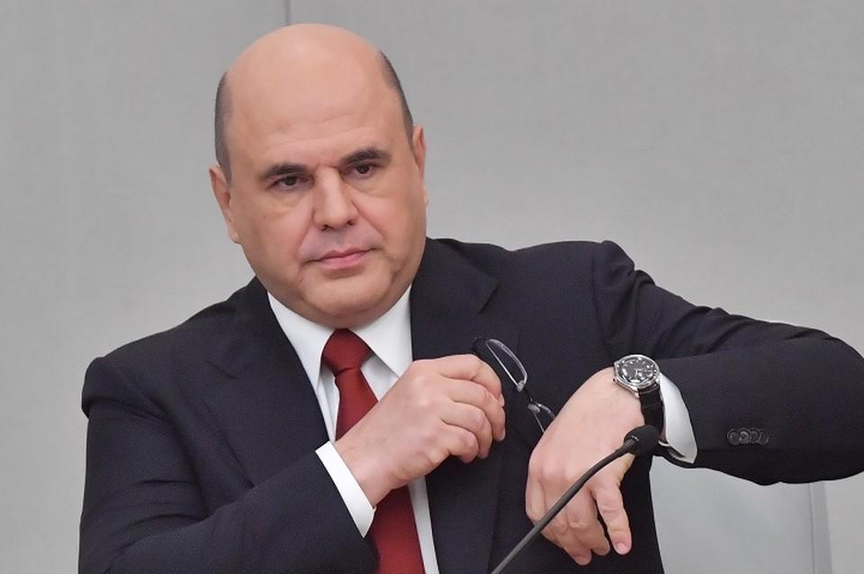 """Михаил Мишустин посетил выставку """"Иннопром"""""""