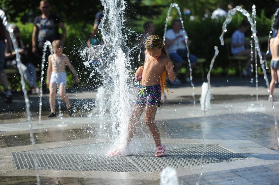 Погода в выходные 10 и 11 июля в Петербурге будет экстремально жаркой