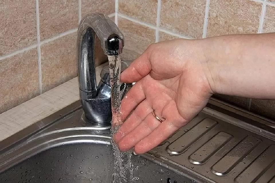 Снижение температуры воды начнется с 8 утра 11 июля.