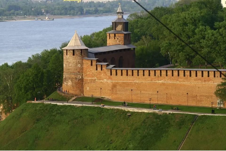 Нижегородский кремль может появиться на банкноте в 1000 рублей