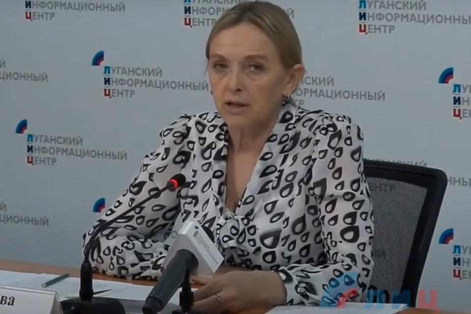 Ольга Кобцева. Фото: ЛИЦ