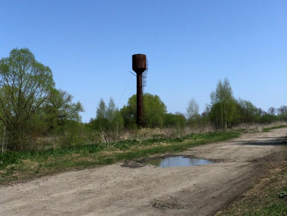Водопровод в селе Панино Киреевского района Тульской области появится. Но очень нескоро