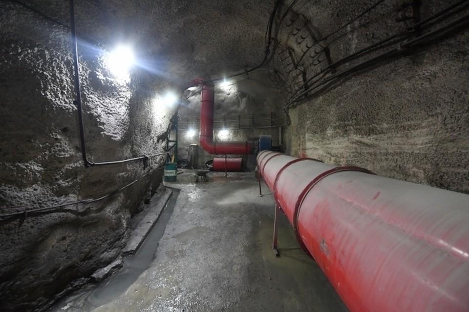 ЧП в шахте произошло 8 июля в 9:16