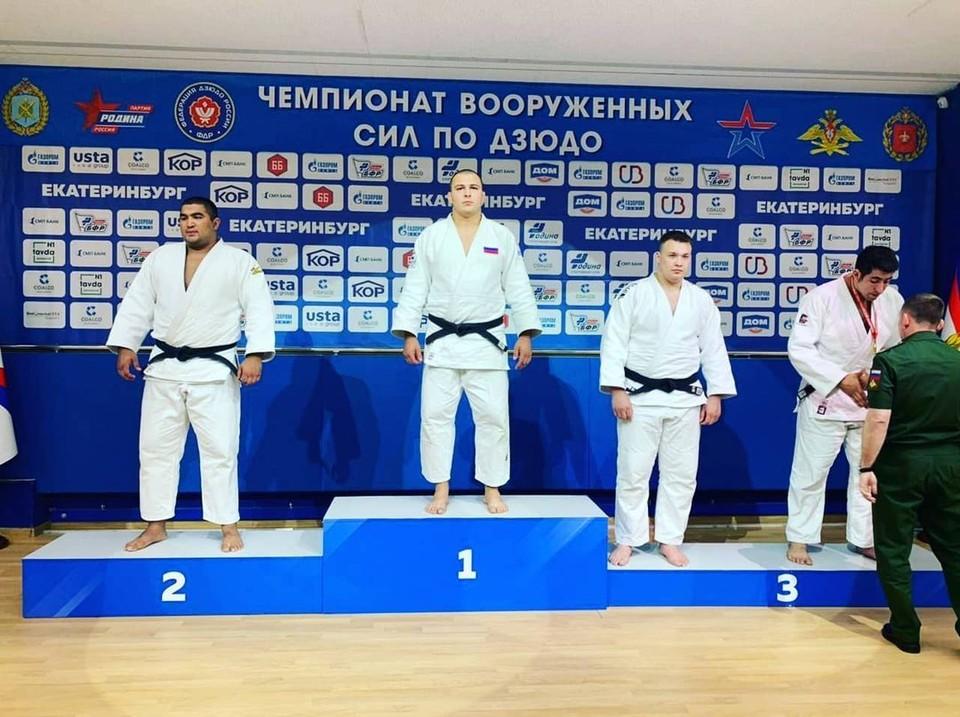 Александр Шалимов стал победителем соревнований