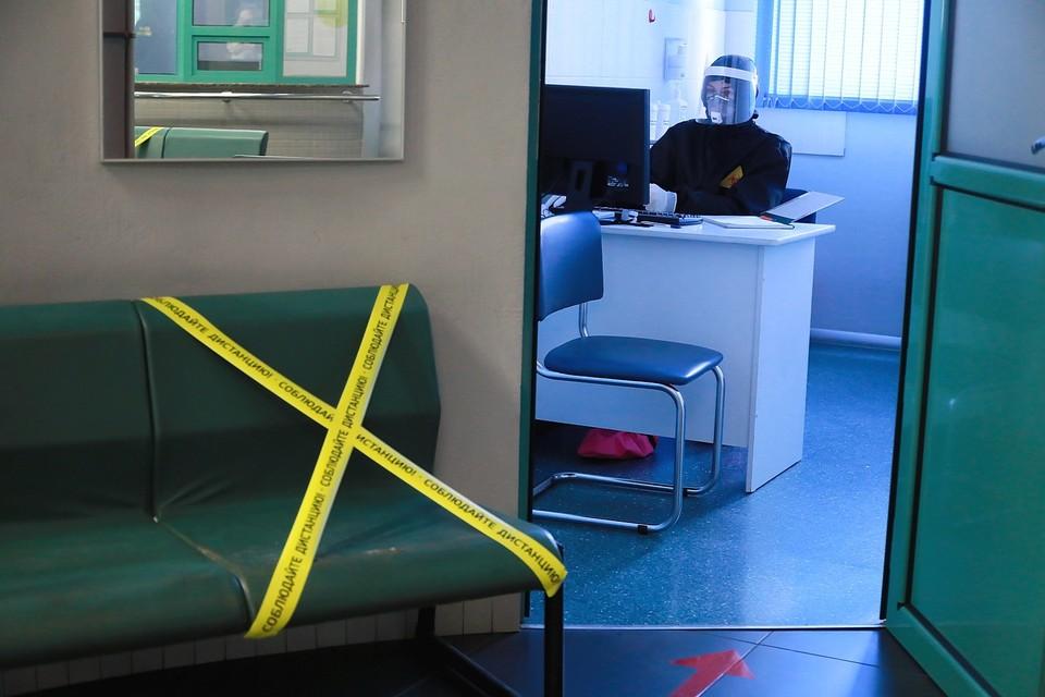 Еще 385 человека заразились коронавирусом в Красноярском крае