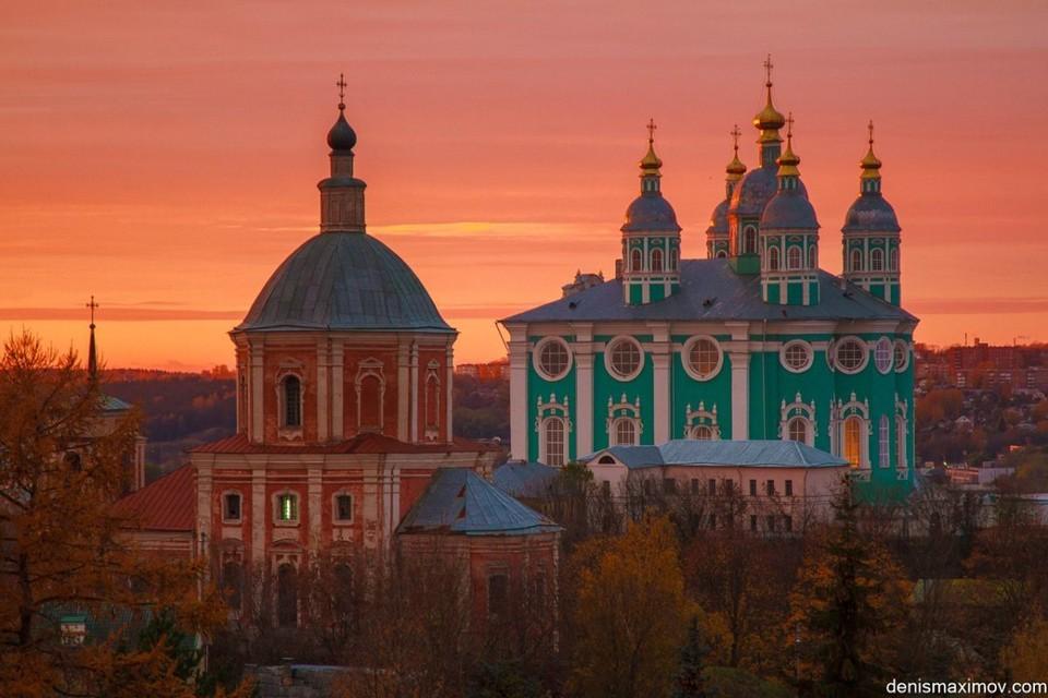 Смолян призывают проголосовать за родной город во всероссийском конкурсе. Фото: администрация Смоленска.