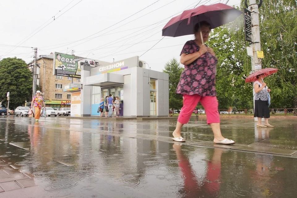 Какая погода будет в Туле 10 июля