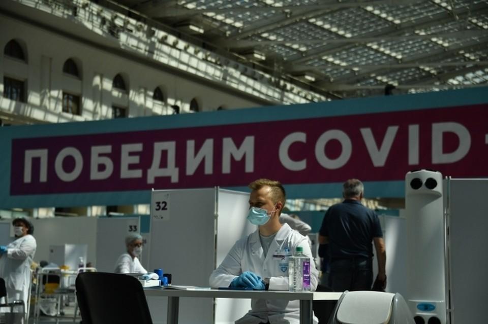 В Ростове-на-Дону, как и во всей стране, пытаются победить ковид