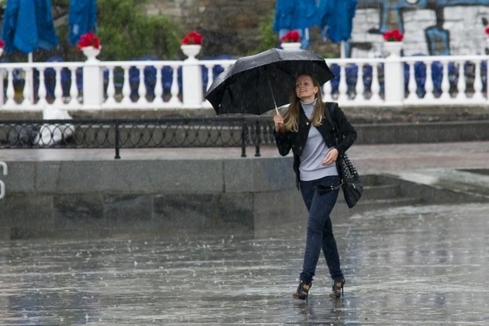 11 июля в Башкирии ожидаются ливни, сильный ветер и гроза