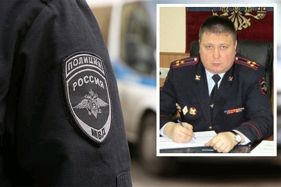 Появились фото с обысков в доме у начальника полиции Егорьевска