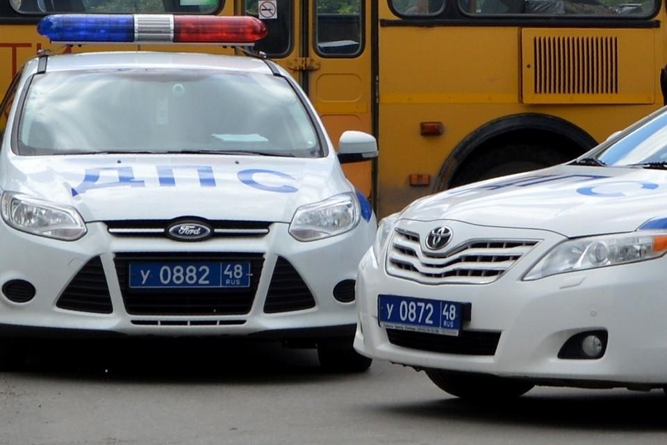 В Липецке тройное ДТП с возможным участием прокурора: правоохранители проводят проверку