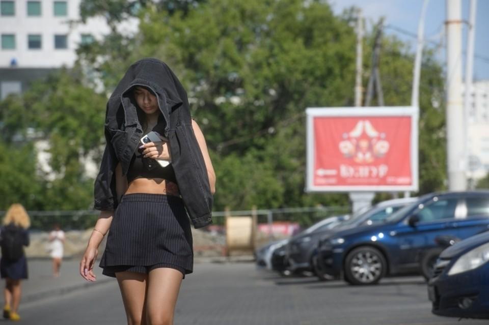 В Ростове будет очень жарко