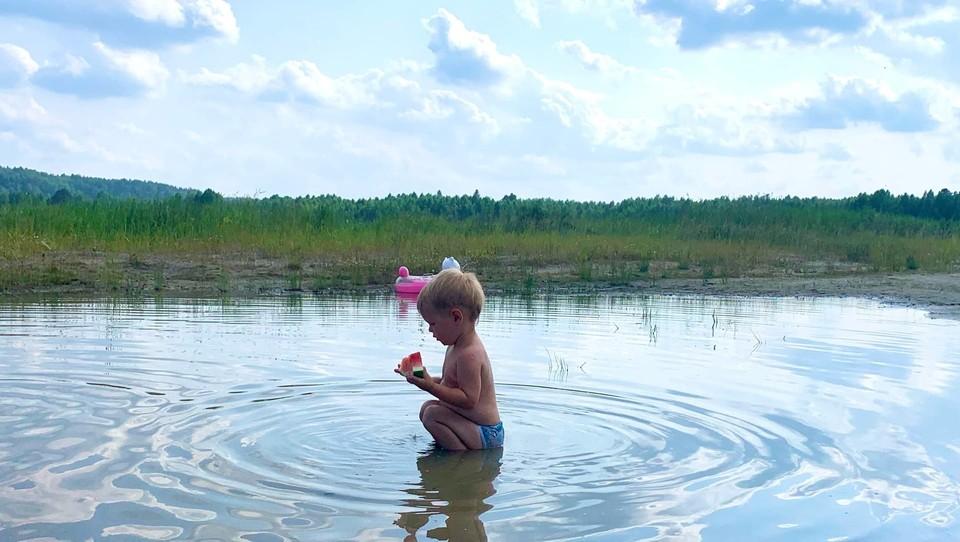 В ближайшие два дня в Томске прогнозируют жаркую погоду.