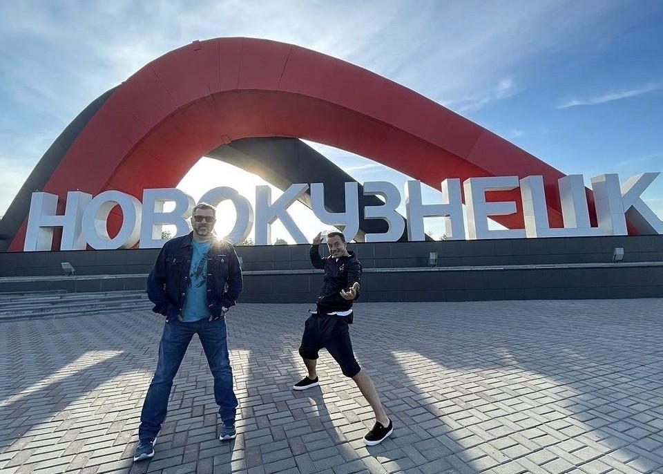 Жителей Новокузнецка порадовал концерт к 300-летию Кузбасса. Фото: instagram/diskotekaavariya.