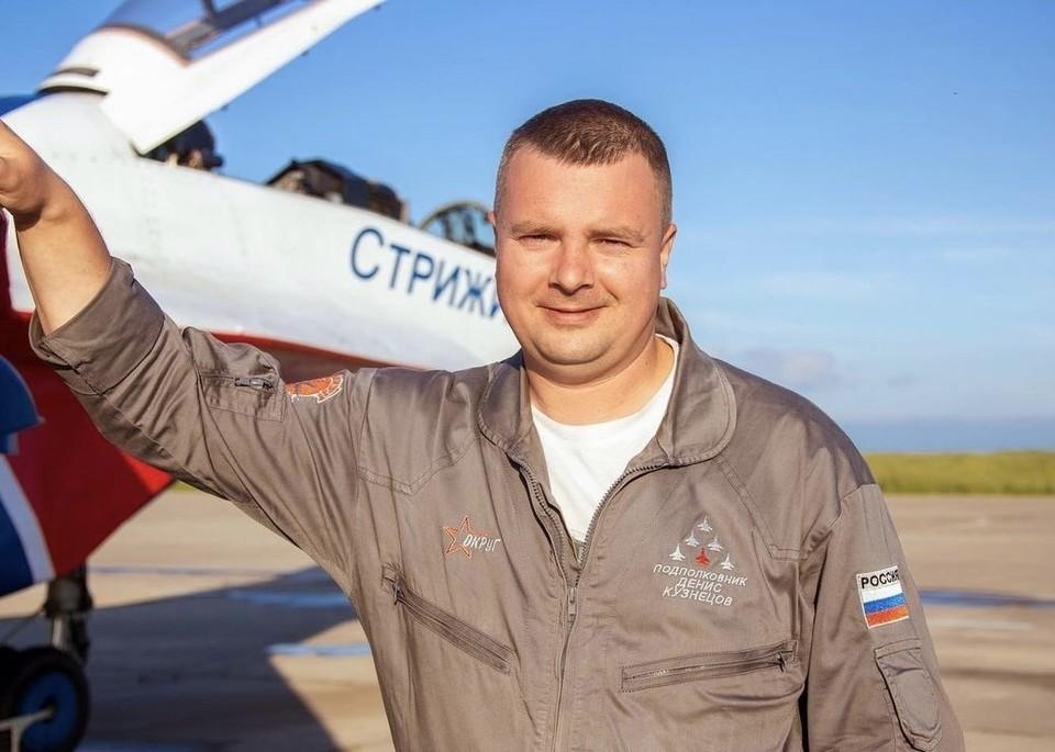 Губернатор рассказал историю уроженца Кузбасса, ставшего командиром «Стрижей». Фото: Instagram/sergey_tsivilev.