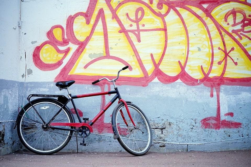 Орловец украл велосипед ребенка и продал первому попавшемуся