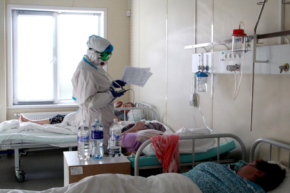 Число новых заболевших за сутки коронавирусом в Томской области не снижается, остается высоким