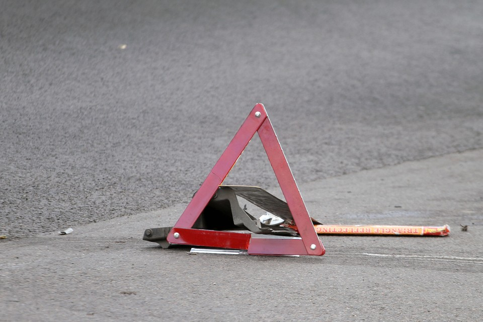 Женщина попала под колеса иномарки на «зебре»