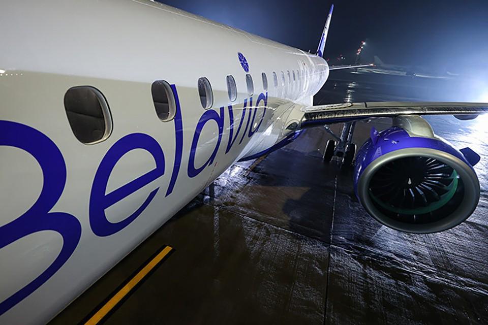 «Белавиа» работает над новыми направлениями. Фото: Belavia