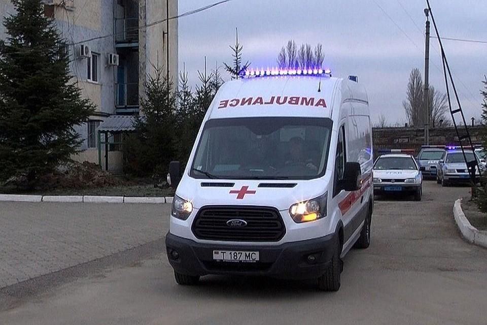 Пострадавший оказался в реанимации (Фото: МВД Приднестровья).