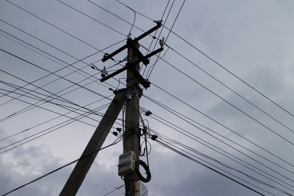 В Крыму будут приводить в порядок электросети.