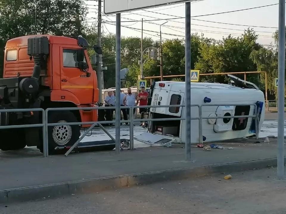 В аварии погиб водитель. Фельдшер скончалась спустя полмесяца
