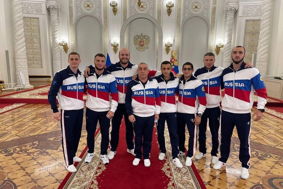 Петербург представят на Олимпиаде 37 спортсменов. Фото: vk.com/a.shantyr