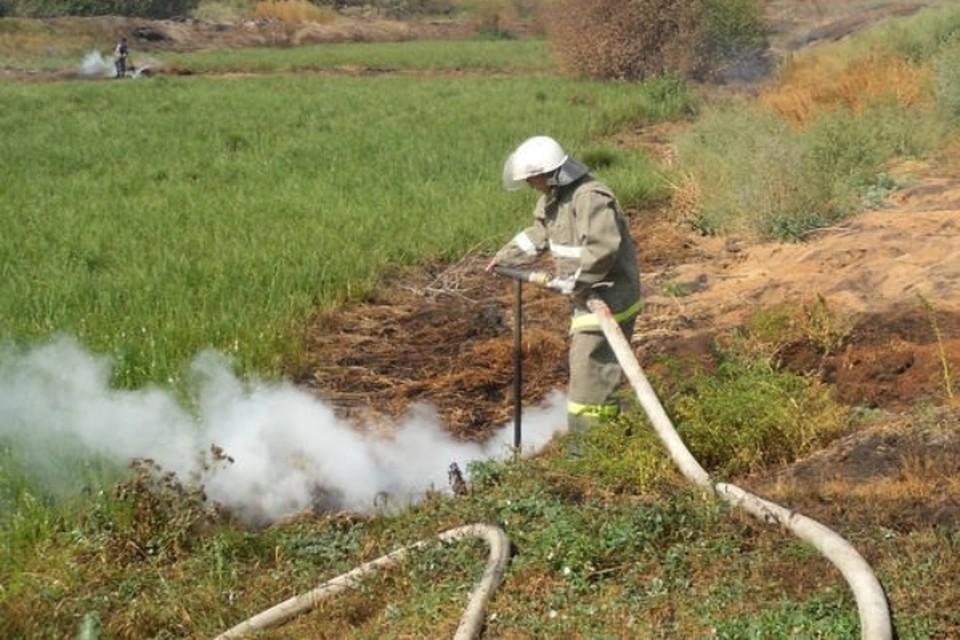 В сложившихся условиях крайне важно, чтобы жители региона тщательно соблюдали требования пожарной безопасности.