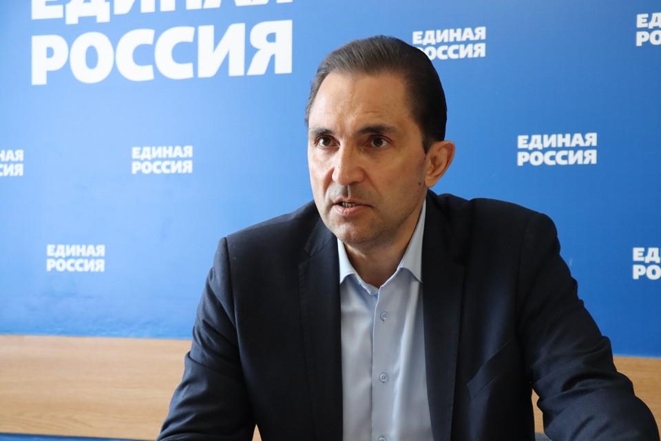 Андрей Хапочкин призвал сахалинцев поучаствовать в проекте «Народная программа»