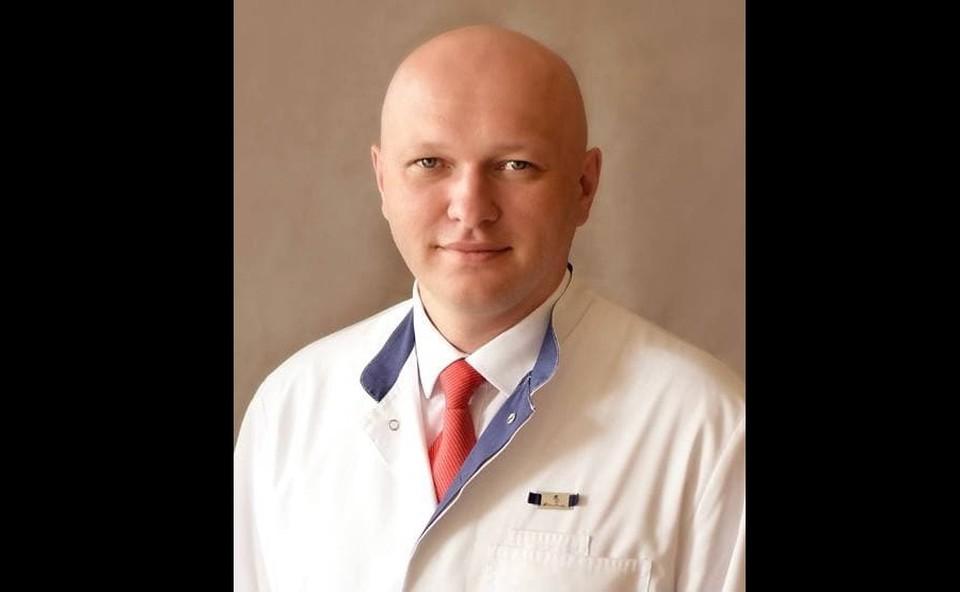 Фото: Дмитрий Ростовцев стал новым руководителем онкоцентра. Фото: Минздрав Челябинской области