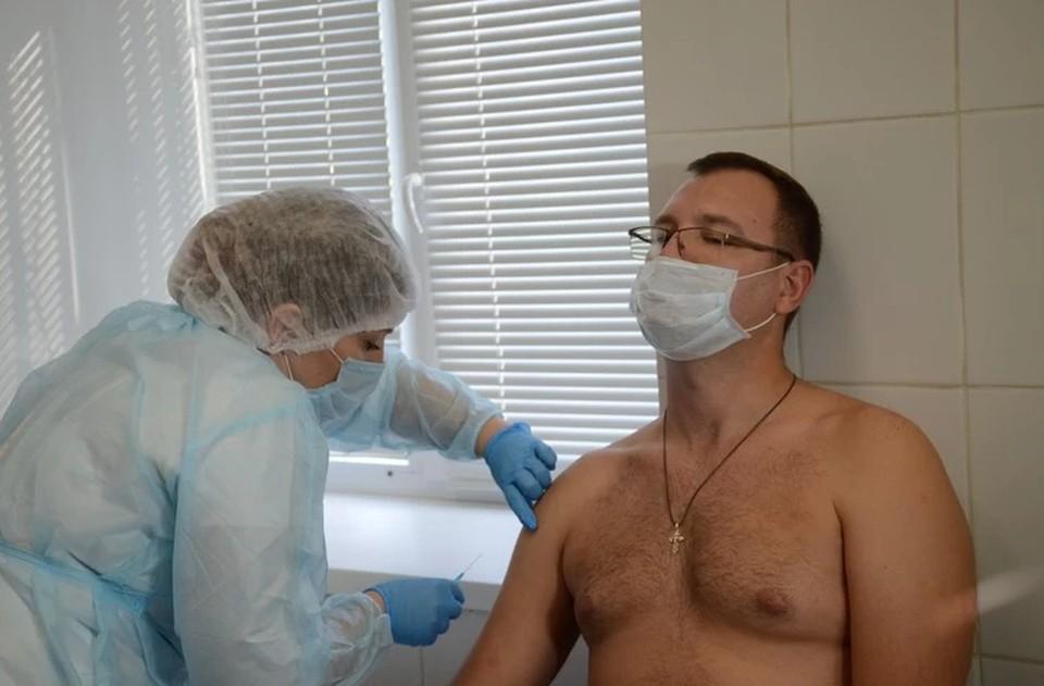 По информации облздрава, среди привитых волгоградцев очень мало заболевших ковидом