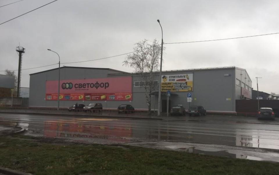 В Тюмени мегамаркет закрыли из-за ковидных нарушений.