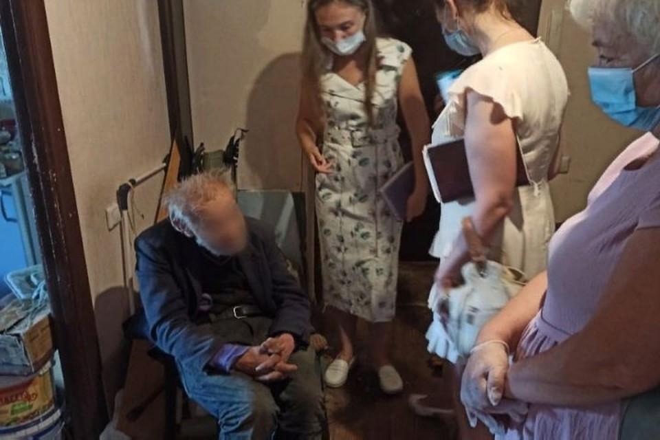 Администрация Заволжского района Ярославля просит жителей помочь 74-летнему доценту. Фото: Андрей Мамонтов