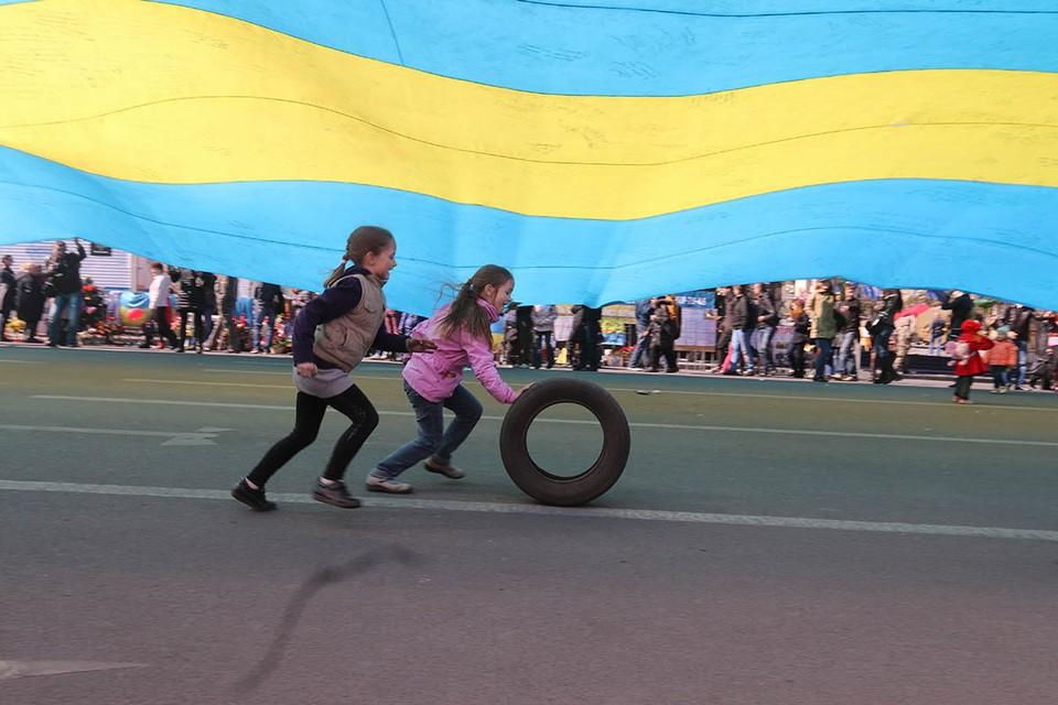 Осенью, как настойчиво повторяют представители оппозиционных сил на Украине, страну ждут «большие события».