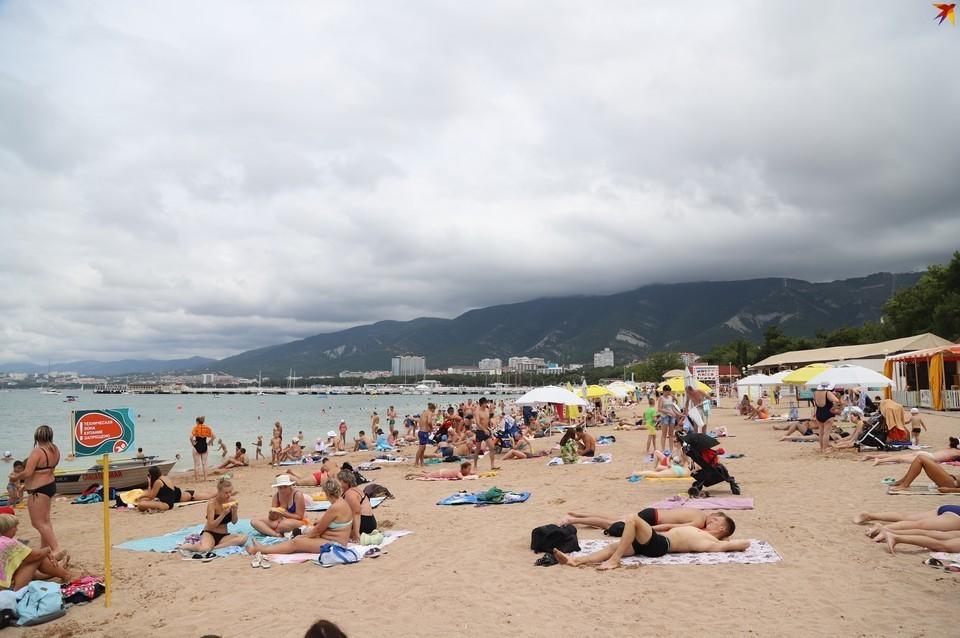 Более 300 пляжей Краснодарского края отвечают всем санитарным требованиям